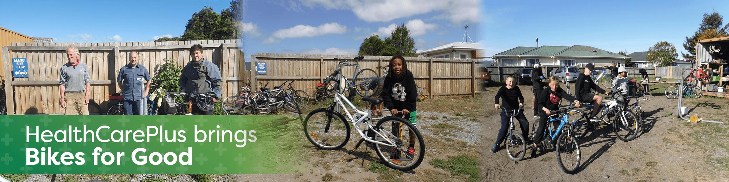 Bikes for good