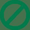 No Symbol icon