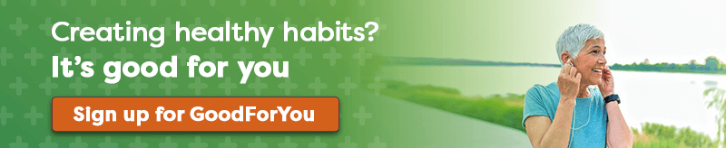 creating healthy habits - banner 2
