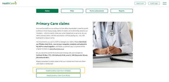 Member services   HealthCarePlus (1)