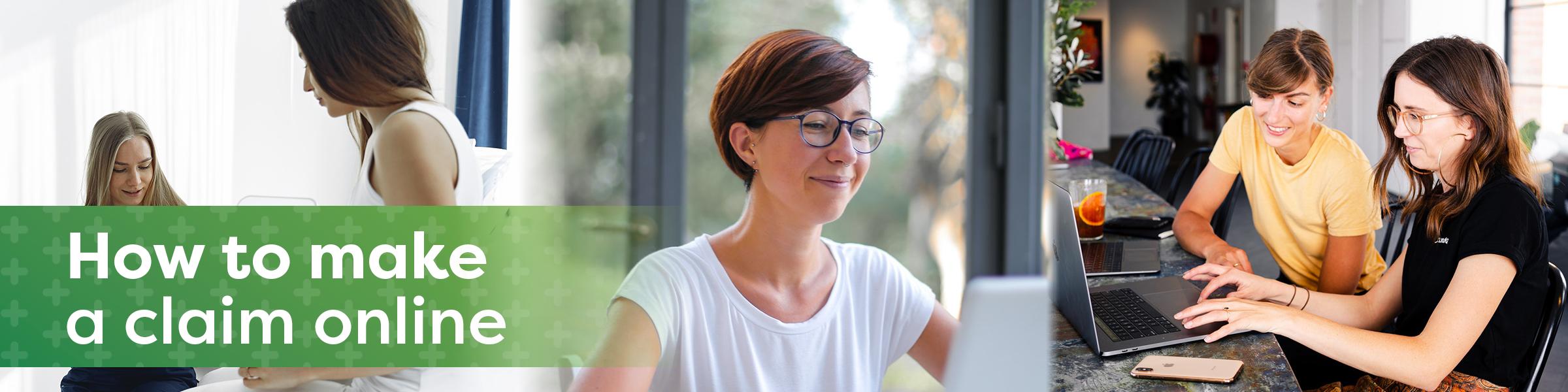 how to make a claim online-HealthCarePlus-1