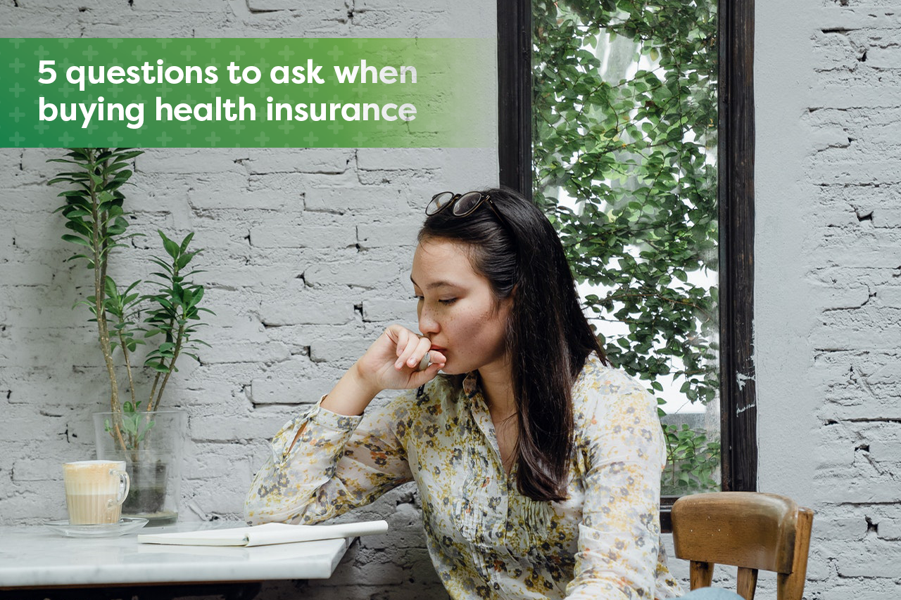 questions to ask before getting insurance